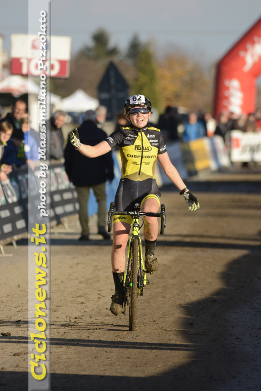 17° Ciclocross Internazionale del Ponte - Cat. Donne Open