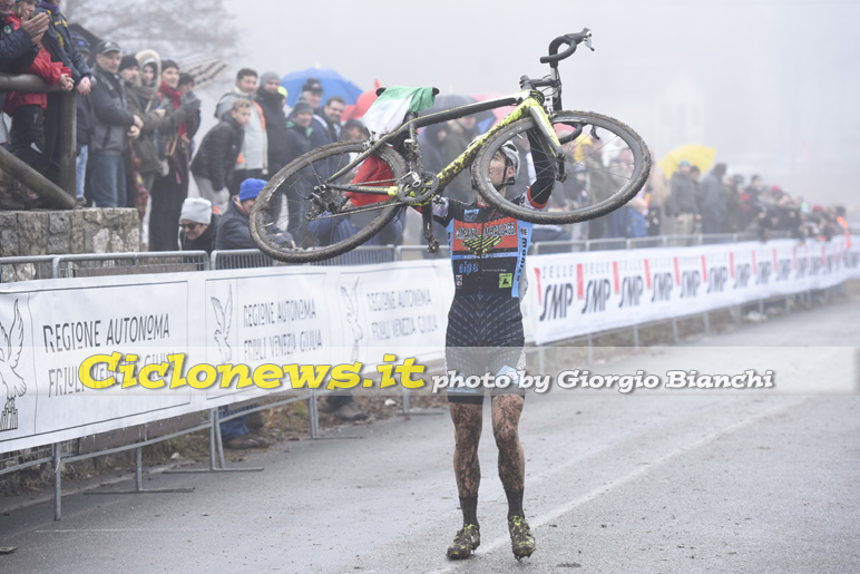 - Camp. italiani cross Juniores