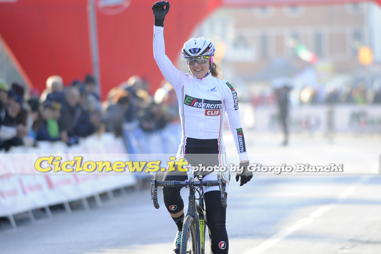 Campionato Italiano - Cat. Donne (Elite, Under23, Junior)